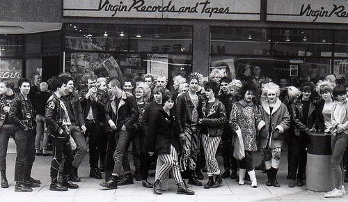 80s punk